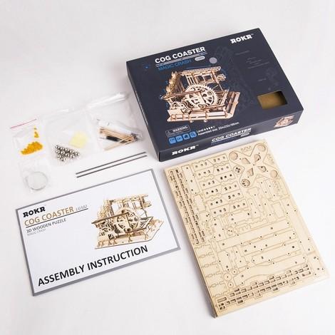 puzzle 3d cog