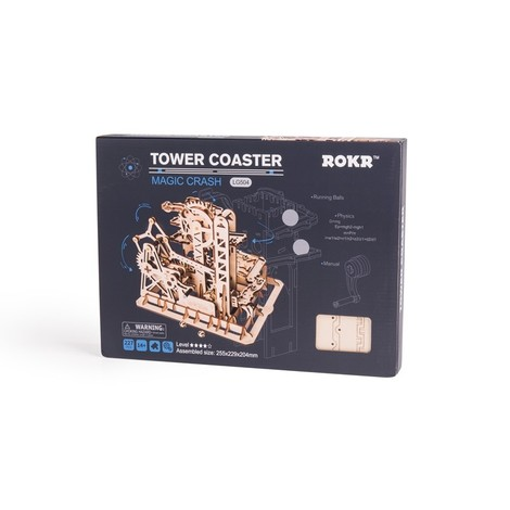 puzzle 3d tower