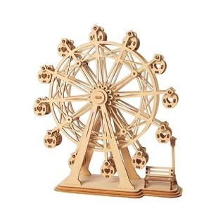 puzzle 3d grande roue