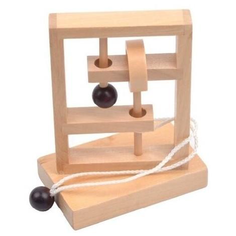 jeux en bois ficelle