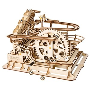puzzle 3d waterwheel