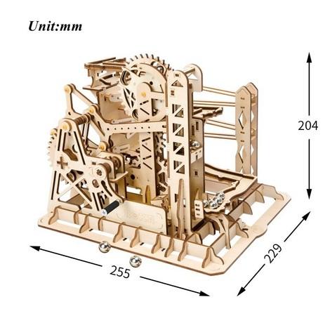 puzzle 3d lift