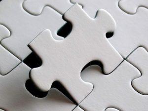 Pourquoi coller un Puzzle ?