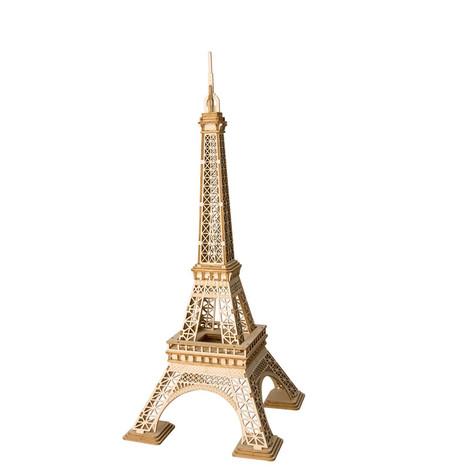 Tour Eiffel en Puzzle 3D