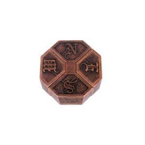 Le casse-tête en métal Hanayama